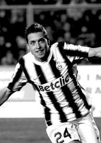 Juventus' midfielder Emanuele Giaccherin